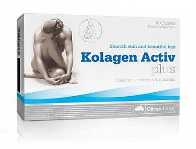 Kloubní výživa Olimp Kolagen Activ Plus, 80 tablet