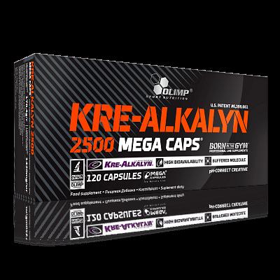 Kreatin Olimp Kre-Alkalyn 2500, 120 kapslí