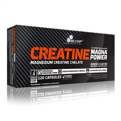 Kreatin Olimp Creatine Magna Power, 120 kapslí