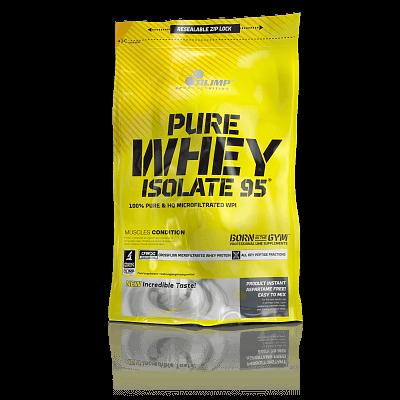 Proteiny - bílkoviny Olimp Pure Whey Isolate 95, 600g