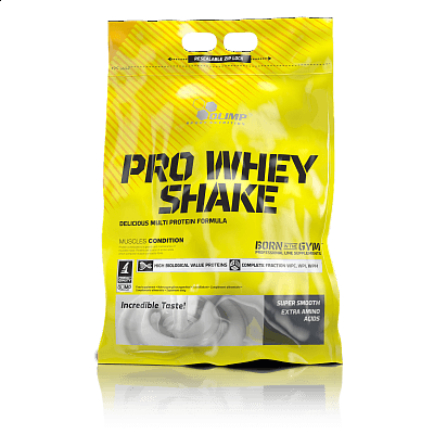 Proteiny - bílkoviny Olimp Pro Whey Shake, 700g