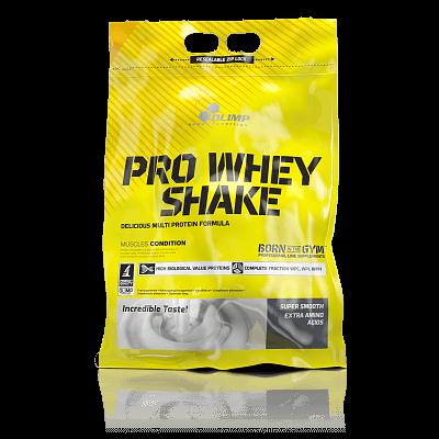 Proteiny - bílkoviny Olimp Pro Whey Shake, 2270g