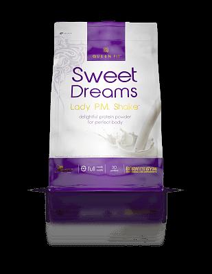 Proteiny - bílkoviny Olimp Sweet dreams lady p.m. shake, 750g