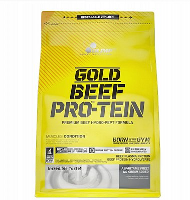 Proteiny - bílkoviny Olimp Gold Beef Protein, 700g