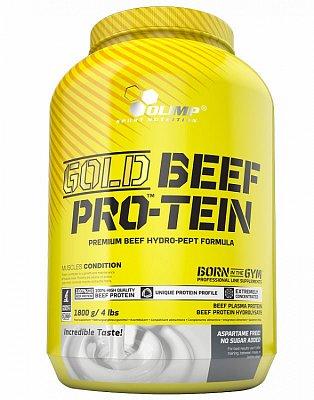 Proteiny - bílkoviny Olimp Gold Beef Protein, 1800g