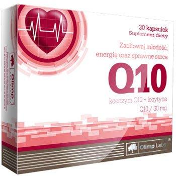 Vitamíny a minerály Olimp Koenzym Q10, 30 kapslí