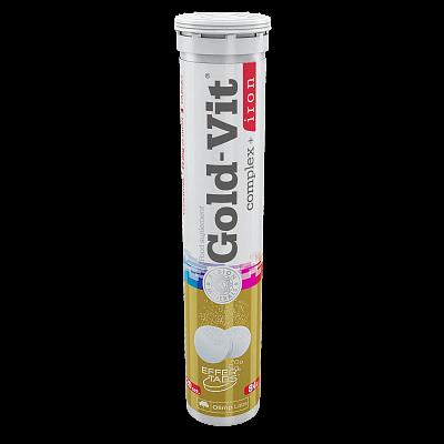 Vitamíny a minerály Olimp Gold-Vit C 1000, 20 ks šumivých tablet