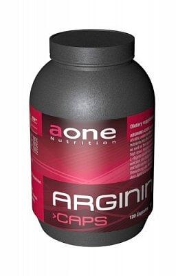 Aminokyseliny Aone Arginine Caps, 120 kps