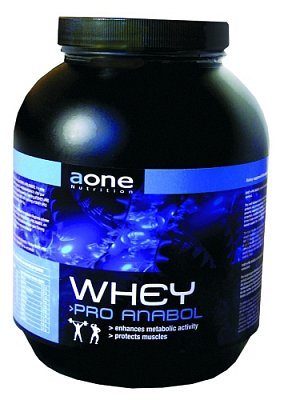 Proteiny - bílkoviny Aone Whey Pro Anabol, 900g