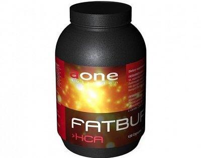 Spalovače tuků Aone HCA Fat Burner, 120 kps