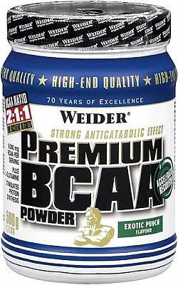 Aminokyseliny Weider Premium BCAA, 500g
