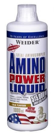 Aminokyseliny Weider Amino Power Liquid, 1000ml