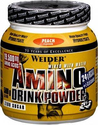 Aminokyseliny Weider Amino Drink Powder, 500g