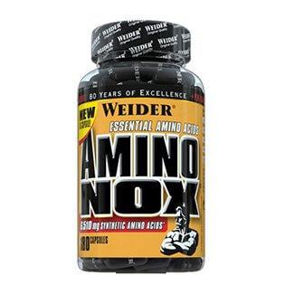 Aminokyseliny Weider Amino Nox, 180 tablet