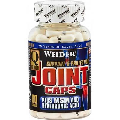 Kloubní výživa Weider Joint Caps, 80 kapslí