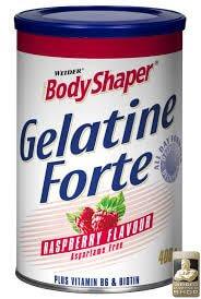 Kloubní výživa Weider Gelatine Forte, 400g