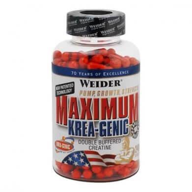 Kreatin Weider Maximum Krea-Genic, 240 kapslí