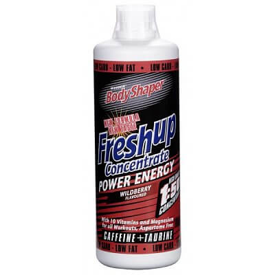 Nápoje Weider Fresh UP Power Energy, 1000ml