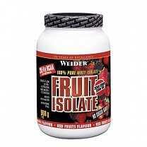 Weider Fruit Isolate, 908g