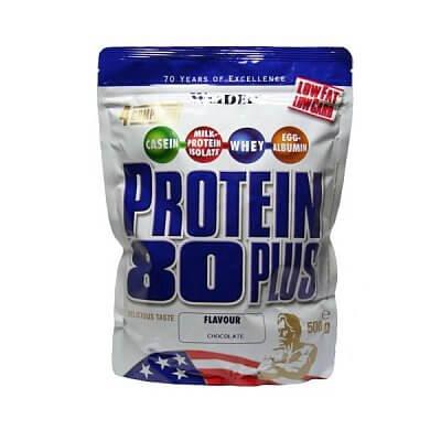 Proteiny - bílkoviny Weider Protein 80 Plus, 500g