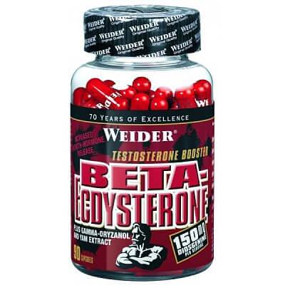 Anabolizéry a stimulanty Weider Beta-Ecdysterone, 150 kapslí