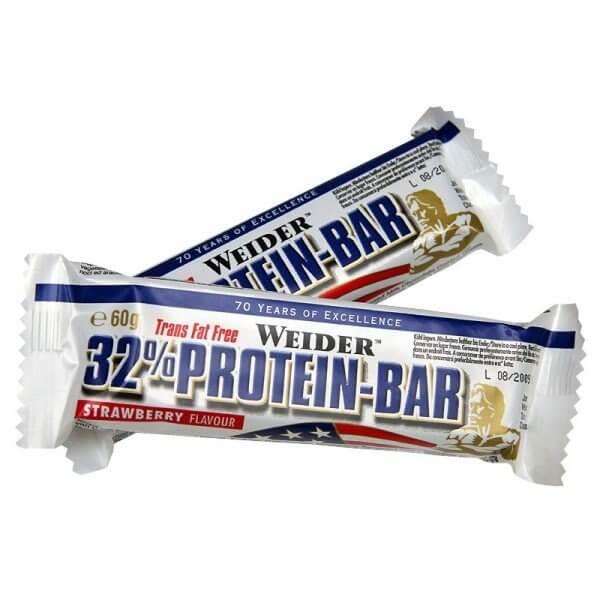 Tyčinky Weider 32% Protein Bar, 60g