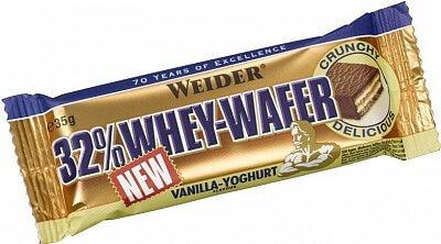 Tyčinky Weider 32% Whey Wafer, 35g