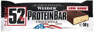 Weider 52% Protein Bar, 50g