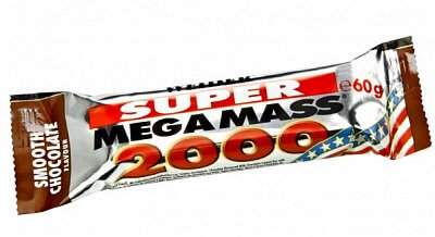Tyčinky Weider Super Mega Mass 2000, 60g