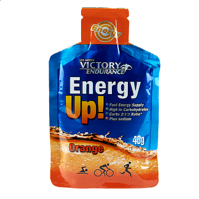 Nápoje Weider Energy Up Gel, 40g