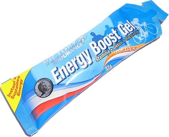Výsledek obrázku pro Weider Energy Boost Gel 42g