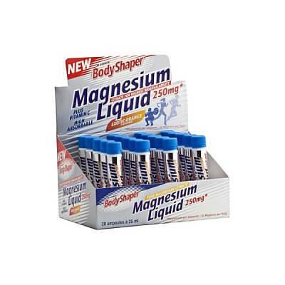Vitamíny a minerály Weider Magnesium Liquid, 1x25ml