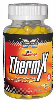 Max Muscle ThermX, 120 kps