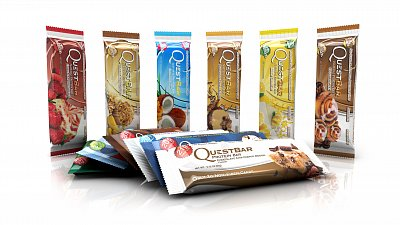 Tyčinky Quest Nutrition Quest Bar, 60g