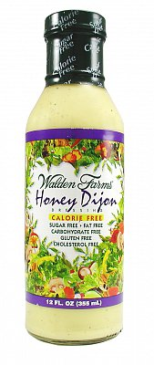 Zdravé potraviny Walden Farms Honey Dijon Salad Dresing, 355ml
