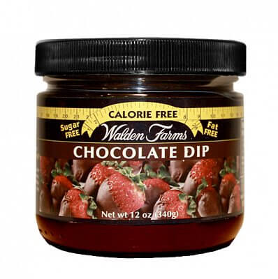 Walden Farms Chocolate Dip, 340g