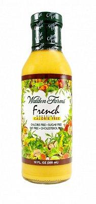 Zdravé potraviny Walden Farms Francouzský dresink