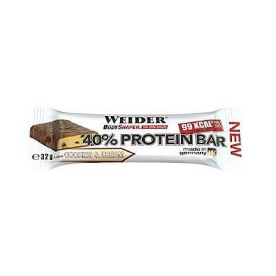 Weider BodyShaper Bar 40%, 32g