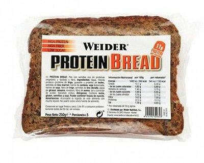 Proteiny - bílkoviny Weider Proteinový Chléb, 250g