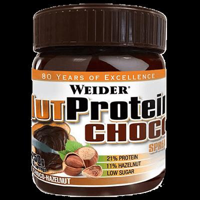 Zdravé potraviny Weider Ořechovo proteinový čoko krém, 250g