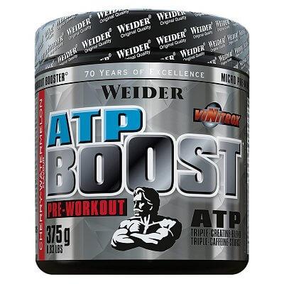 Anabolizéry a stimulanty Weider ATP Boost Pre-Workout, 375g