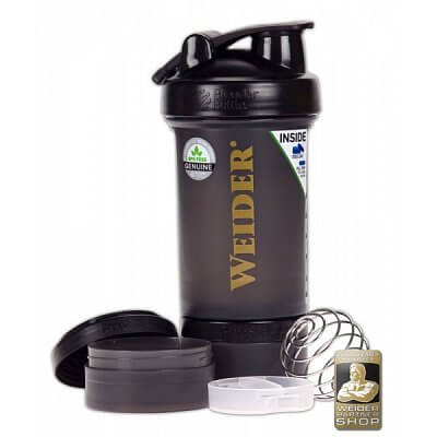 Shakery a boxy Weider Shaker Blender 650ml