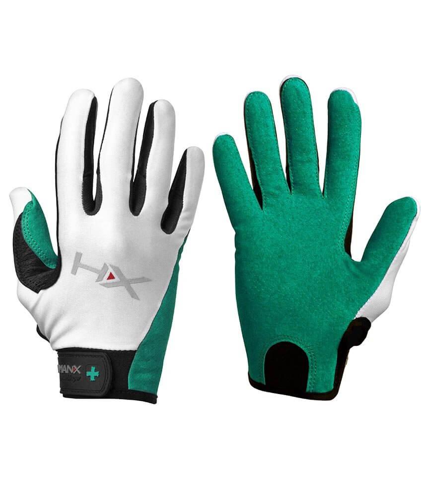 Fitness vybavenie Harbinger Dámské rukavice X3 Competition zelené