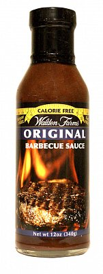 Zdravé potraviny Walden Farms Barbecue Sauce, 340ml