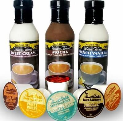 Walden Farms Coffee Creamers, 335ml