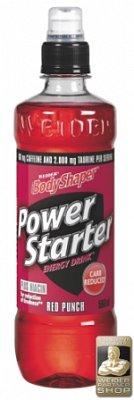Nápoje Weider Power Starter, 500ml