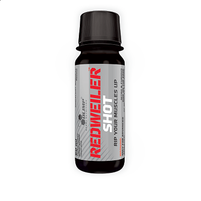 Olimp Redweiler Shot, 60ml