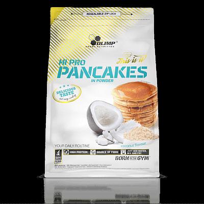 Proteiny - bílkoviny Olimp Hi Pro Pancakes, 900g