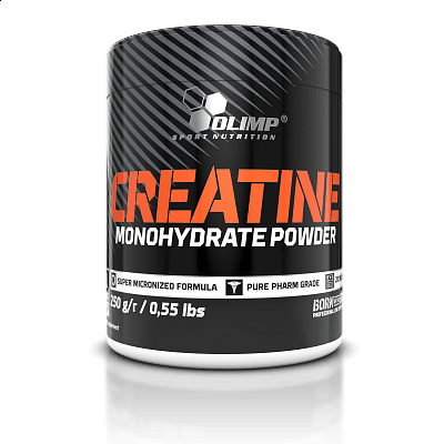 Olimp Creatine Monohydrate Powder, 250g