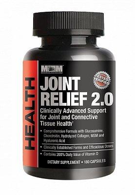 Kloubní výživa Max Muscle Joint Relief 2.0, 180 kapslí
